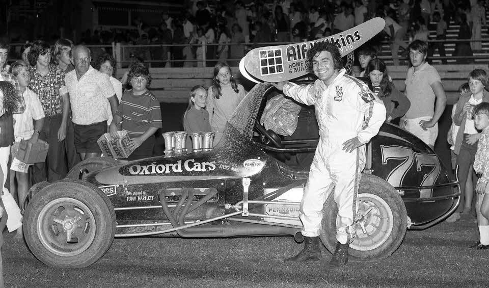 MR SPRINTCAR - ALF BARBAGALLO
