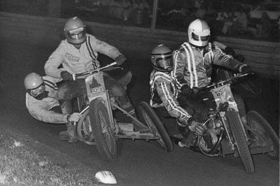 SIDECAR RACING IN QUEENSLAND IN THE 1970s